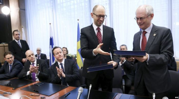 Acord Ucraïna-UE